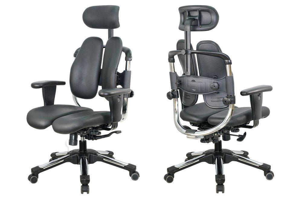 Обзор анатомического кресла HARA CHAIR Cobra