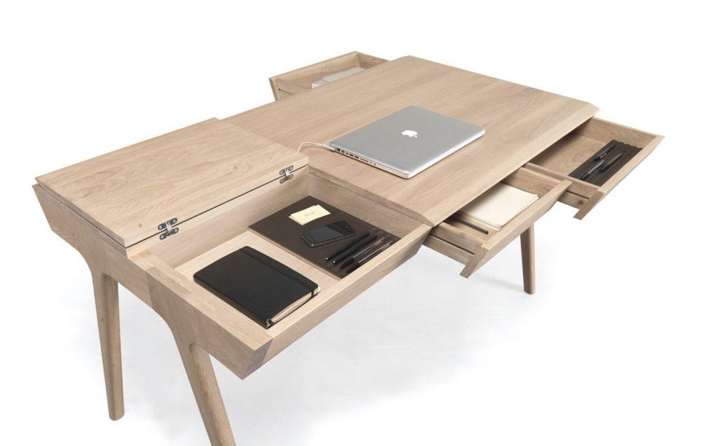 Порядок на рабочем столе (секрет во встроенном пространстве для хранения)