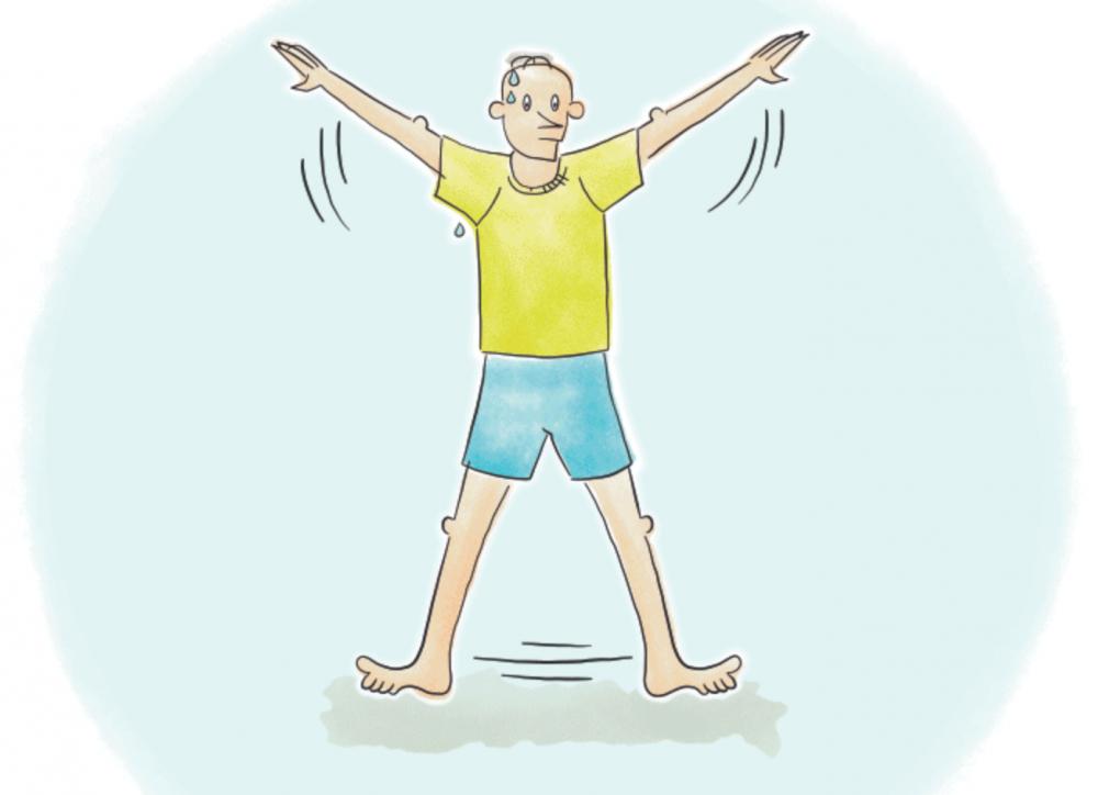 Эргономика в йоге — техника безопасности для начинающих