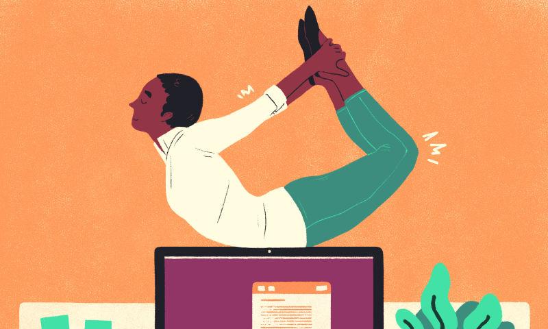 Как избавиться от боли в суставах на работе в офисе — 10 советов