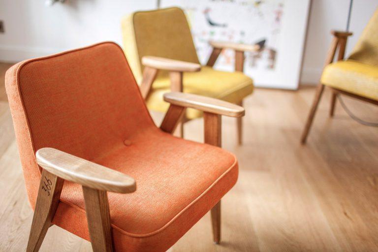 Советское кресло — возрождение классического дизайна