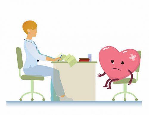 Сидячий образ жизни и проблемы с сердцем