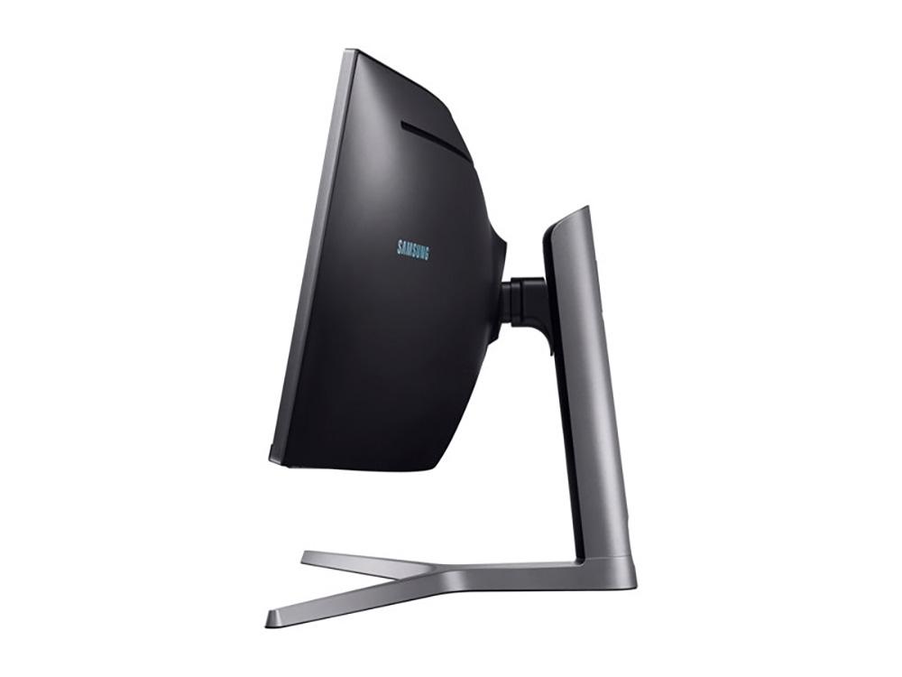 Samsung CHG90 QLED вид сбоку
