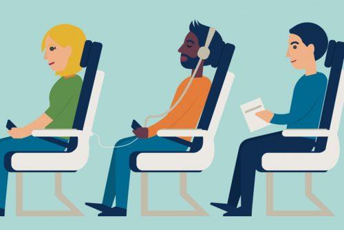 Эргономика полета в самолете — советы