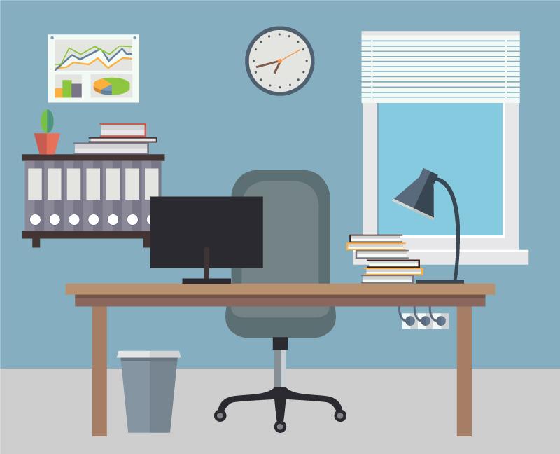 Требования к организации рабочего места