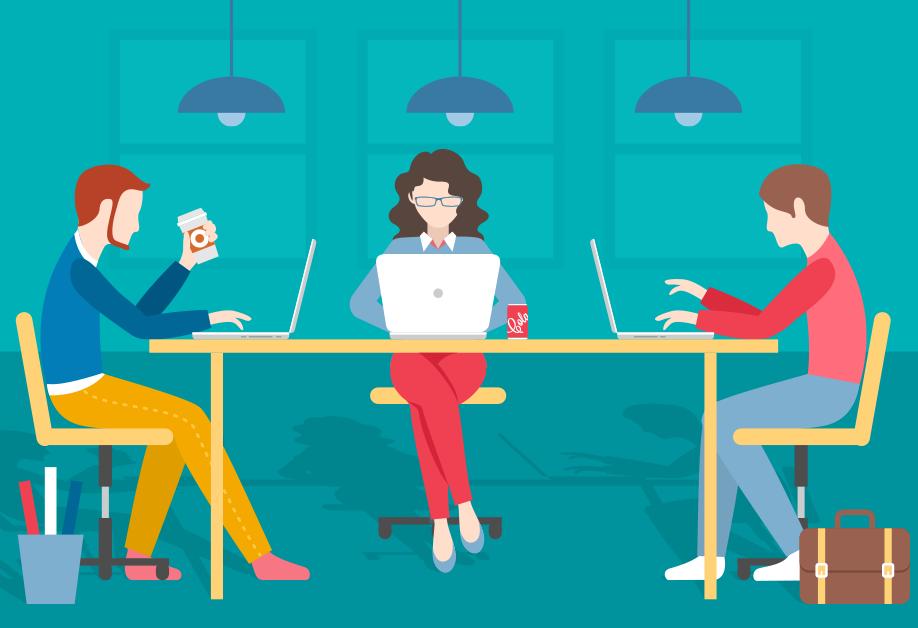 Преимущества коворкинга — 5 причин, почему это лучше обычного офиса