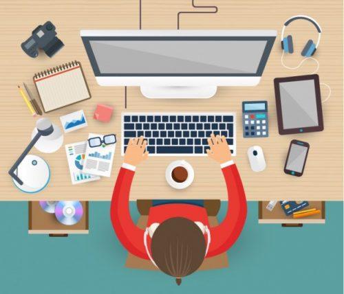 Аксессуары для рабочего стола — ТОП-5 самых эффектных
