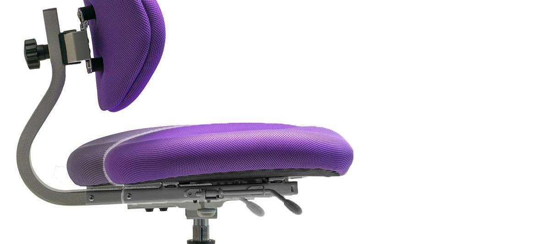 Регулировка глубины сиденья в детском кресле Duo KId