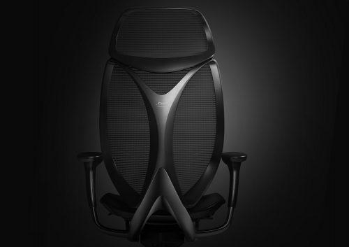 Обзор эргономичного компьютерного кресла Okamura Sabrina