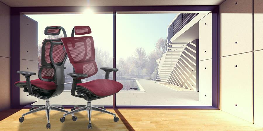 Эргономичные кресла Mirus