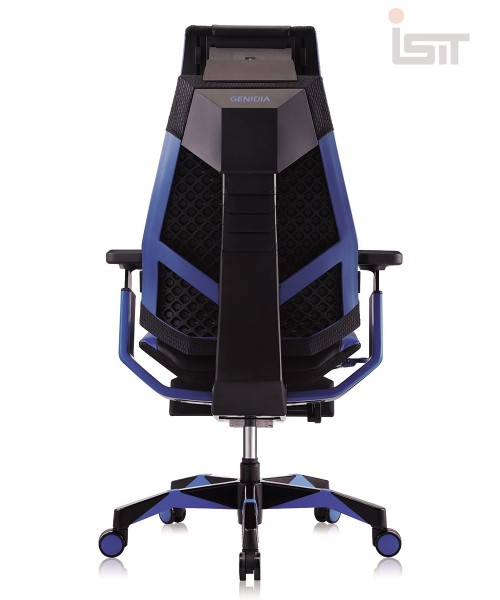 Игровое эргономичное кресло Genidia MARS