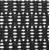 Черная сетка W09-01
