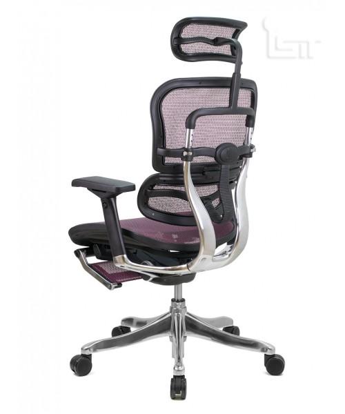 Эргономичное кресло с подножкой Ergohuman Plus Legrest