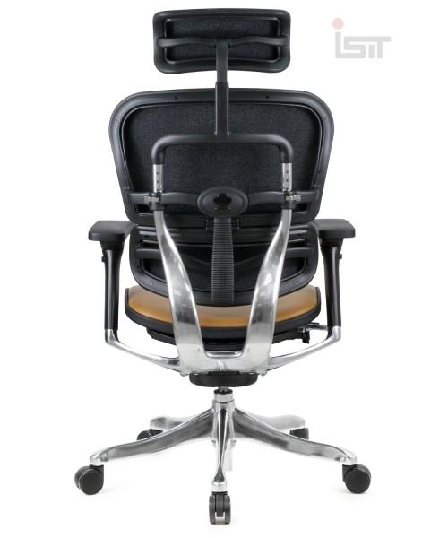 Эргономичное кресло в коже Ergohuman Plus Lux