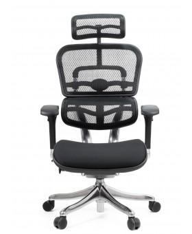 Ergohuman Plus с тканевым сиденьем