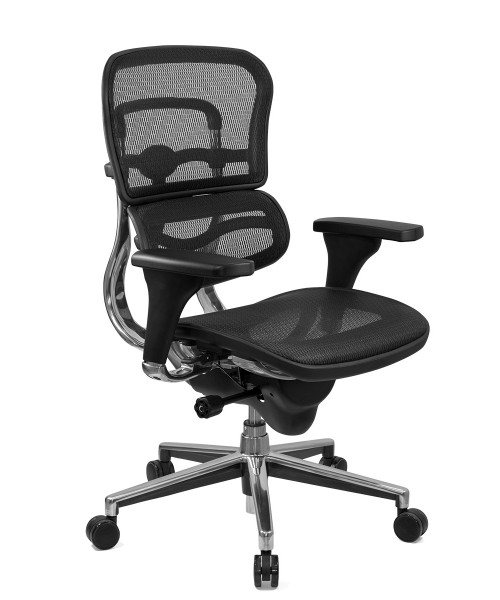 Эргономичное компьютерное кресло Ergohuman Standart