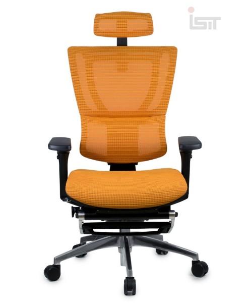 Эргономичное кресло с подставкой для ног Mirus Legrest