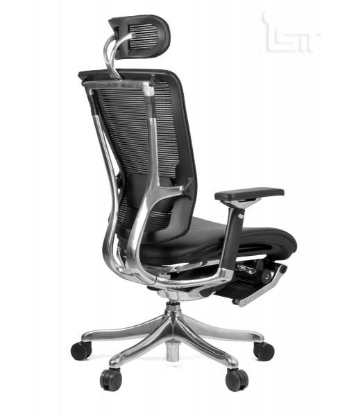 Кресло Nefil Lux с подставкой для ног
