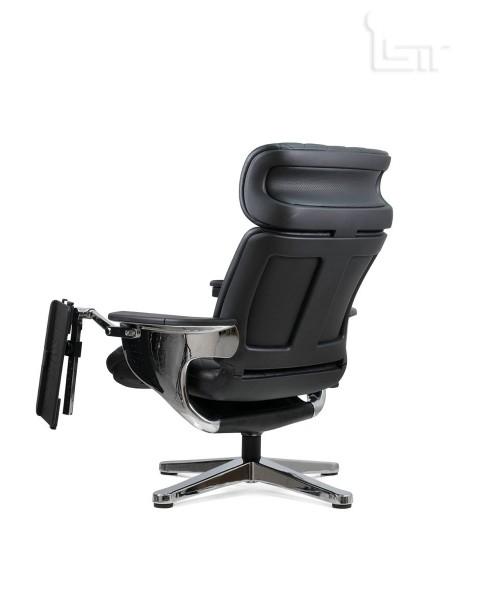 Кресло Nuvem Lounge с подставкой для ног Ottoman