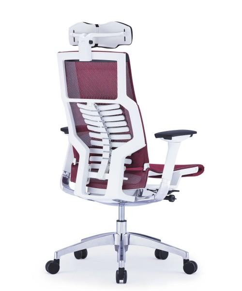 Кресло из шоурума Pofit с кожаной сидушкой