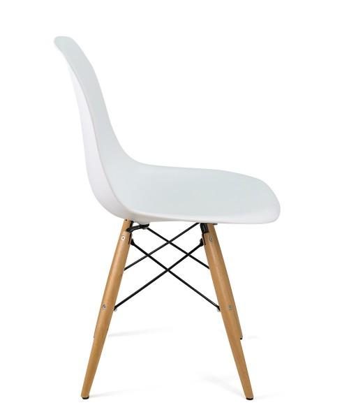 Дизайнерский стул Eames PC-015 white