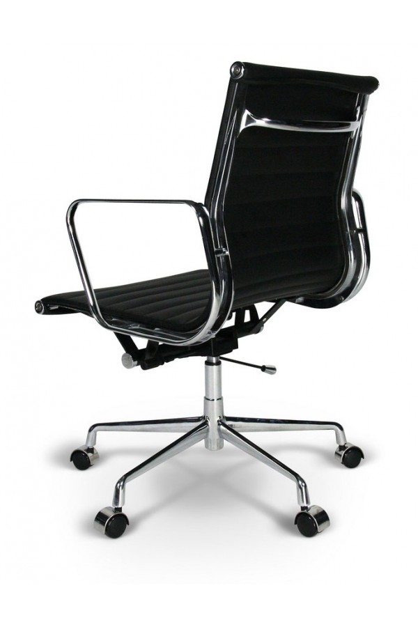 eames style ribbed office chair ea 117. Black Bedroom Furniture Sets. Home Design Ideas