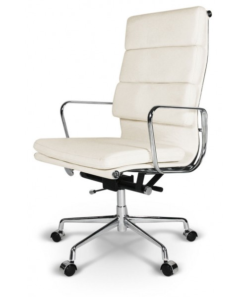 Eames Style HB Soft Pad Executive Chair EA 219
