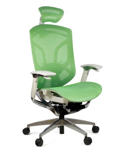 Компьютерное кресло Dvary на светлом каркасе
