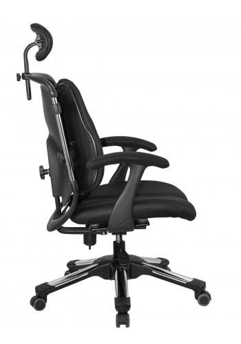Кресло с двойной спинкой и поясничной поддержкой Cobra T