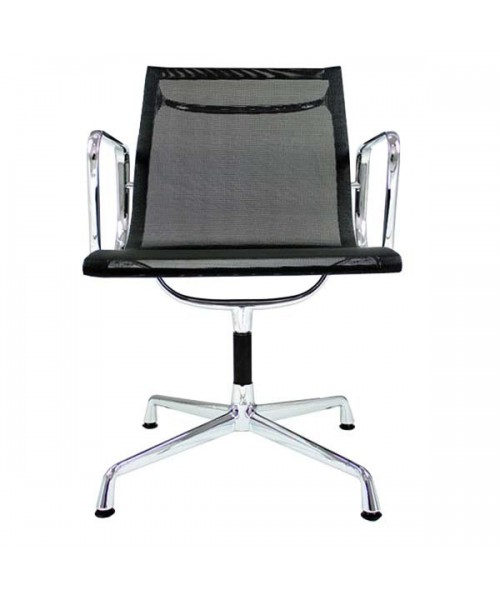 Eames Style Netweave Conference Chair EA 108