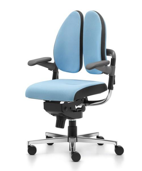Компьютерное ортопедическое кресло duoback xenium-freework