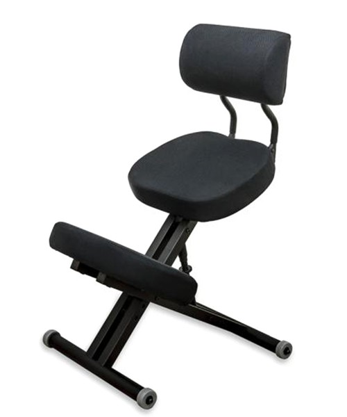 Коленный стул Smartstool KM01BM Black