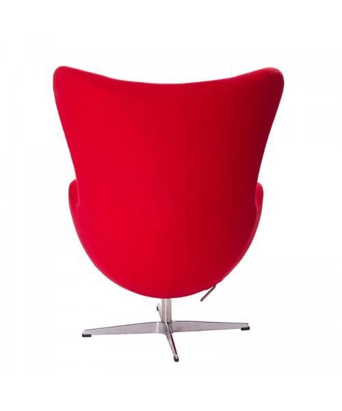Кресло Arne Jacobsen Style Egg Chair шерсть