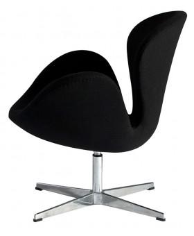 Arne Jacobsen Style Swan Chair шерсть