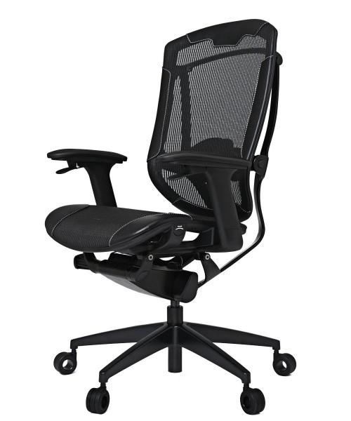 Сетчатое эргономическое кресло Vertagear Triigger 350 BLACK