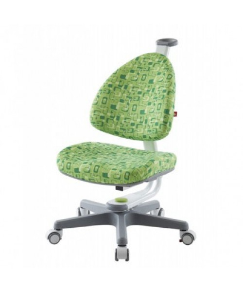 Образец из шоу-рума. Детское кресло зелёного цвета Ergo-Babo