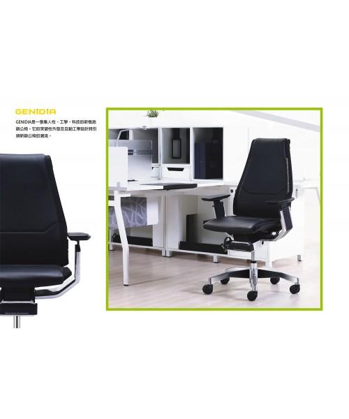 Эргономичное офисное кресло Genidia Smart