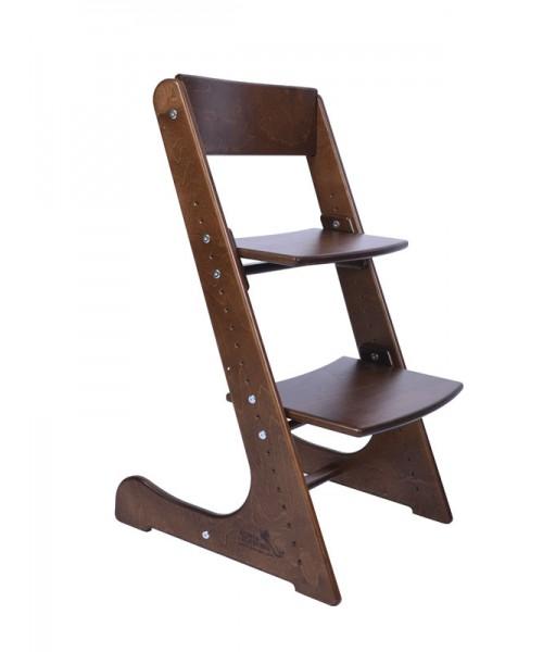 Детский стул Конёк-Горбунок с ограничителем и столиком