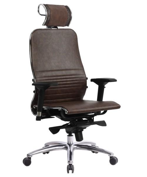 Кожаное кресло Samurai K-3.03