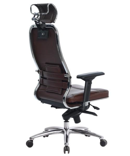 Кожаное кресло Samurai KL-3.03